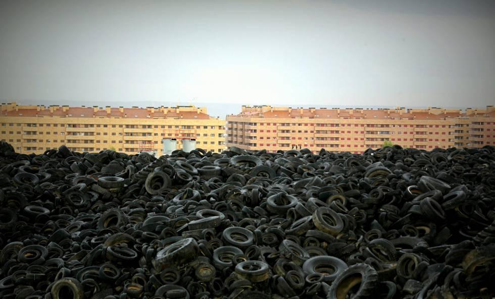 b20a240994eab Reutilización o reciclaje de neumáticos