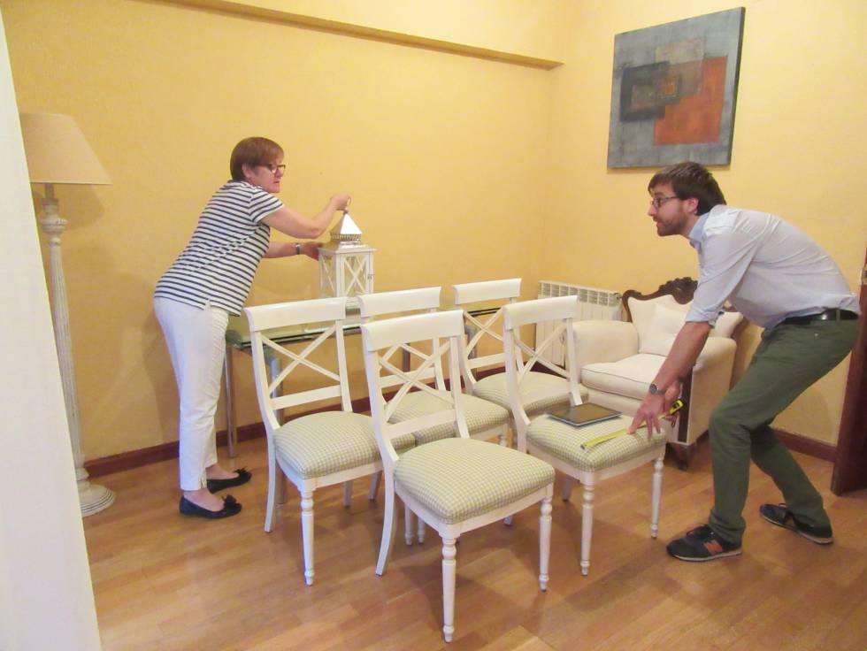 Los muebles ya no se tiran econom a el pa s for Muebles de oficina ocasion barcelona