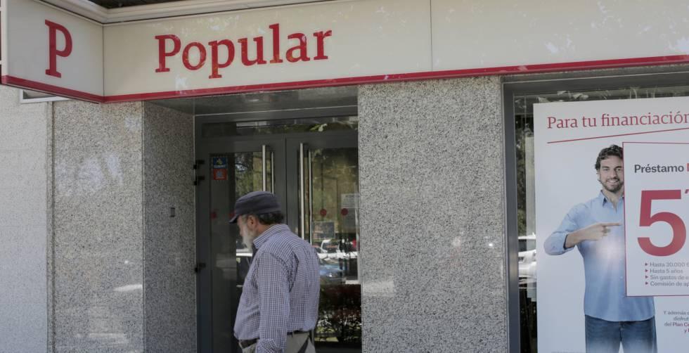 El popular cierra con sobredemanda la ampliaci n de for Oficinas banco santander alicante capital
