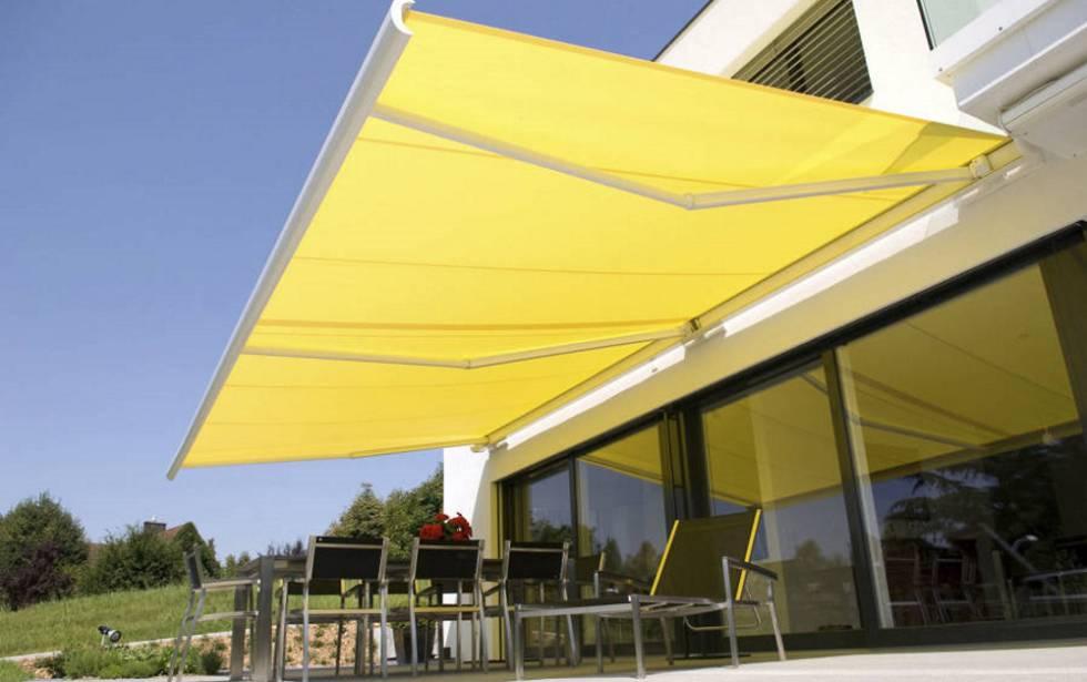 Reformas baratas y trucos para proteger tu vivienda del - Toldos terraza baratos ...