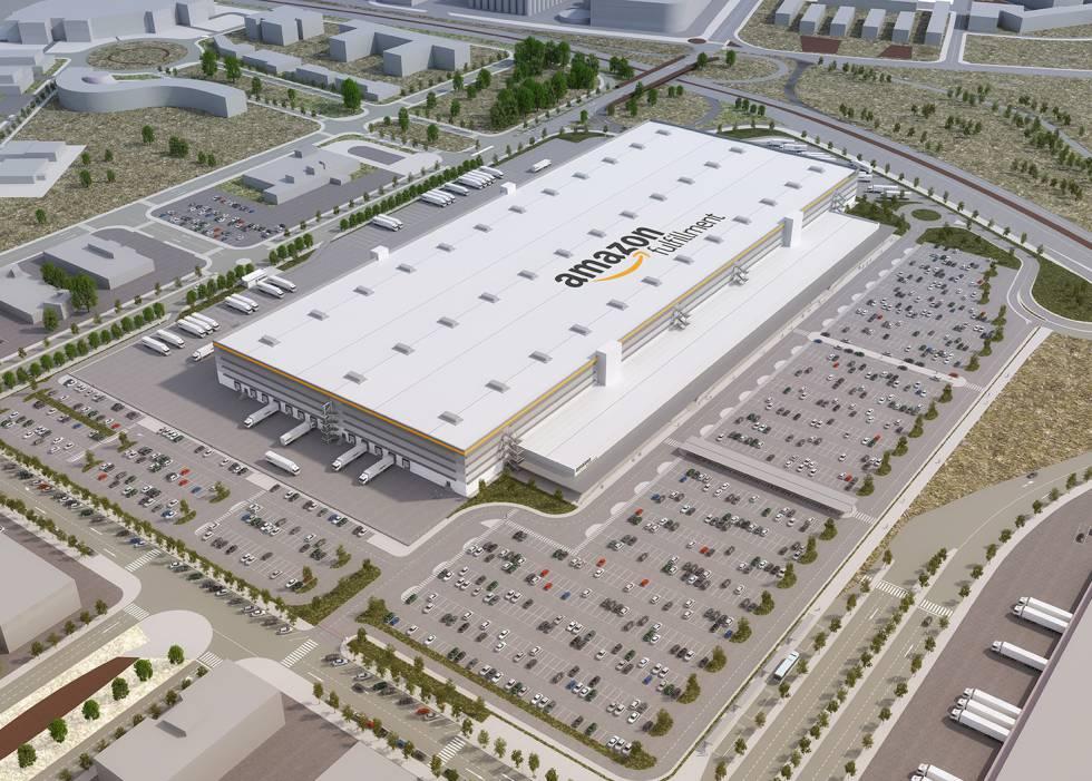 Amazon construirá un gran centro logístico en Barcelona