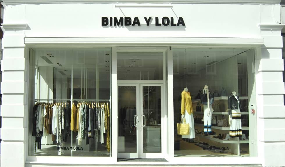 Bimba y Lola acierta con el escaparate | Economía | EL PAÍS