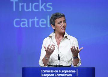 Bruselas investiga a Volkswagen, BMW y Daimler por frenar el desarrollo de coches menos contaminantes