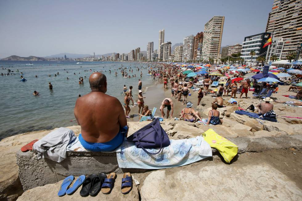Spanish Hotel Occupation Despite Devalued Post Brexit Pound British Visitor Numbers To Hotels Up 15 In English El PaÍs
