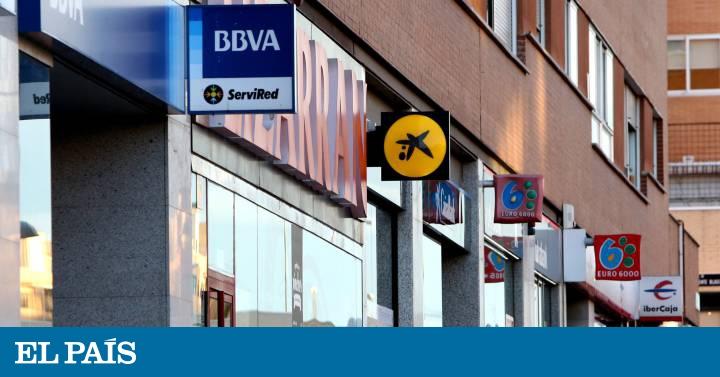 Los bancos abren el grifo del cr dito y relajan el acceso for Manana abren los bancos en espana