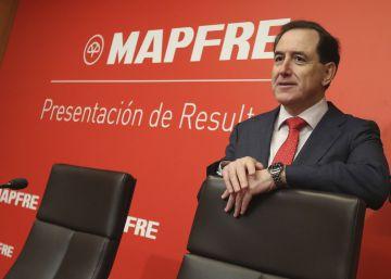 Mapfre gana 701 millones en 2017, un 9,7% menos, por el coste de las catástrofes naturales