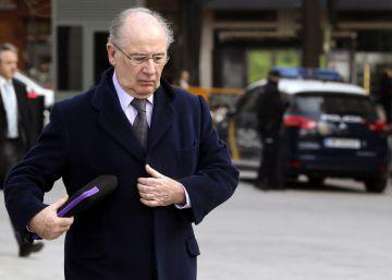 La Audiencia de Madrid ordena reabrir la causa por blanqueo contra Rato