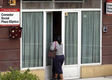Oxfam Intermón propone una renta contra la pobreza del 30% del salario mínimo