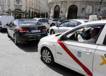 Unauto pide a Fomento desregular el taxi para acercarlo a las VTC