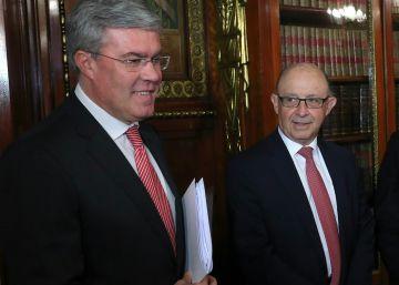 Hacienda reclama a la Generalitat que detalle los pagos a empresas vinculadas al ?procés?