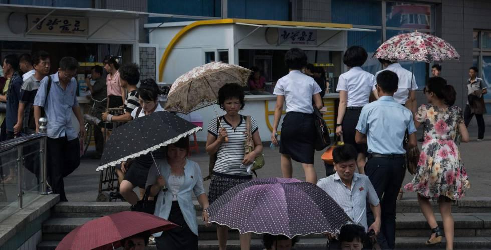La Economía De Corea Del Norte Crece Al Mayor Ritmo En Casi