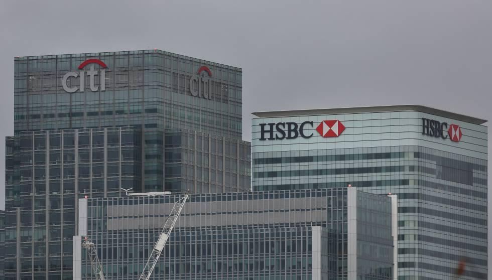 Una parte de la banca privada del Citi de Londres vendrá a Madrid