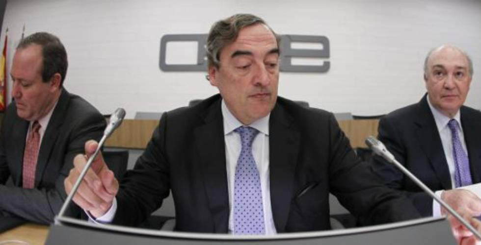 """CEOE y Cepyme acusan a los sindicatos de haber hecho """"inalcanzable"""" el pacto salarial"""