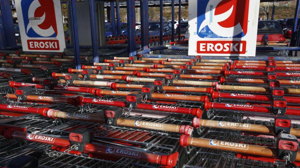 El grupo alemán Douglas compra 103 tiendas de Perfumerías If a Eroski