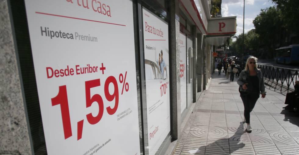 La firma de hipotecas repunta un 9,2% en mayo impulsada por el abaratamiento de los préstamos
