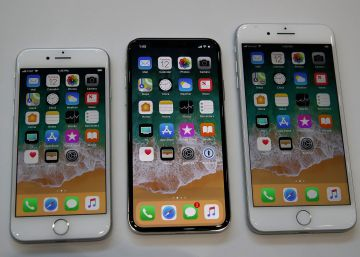 Las ofertas para comprar un iPhone 8 de Movistar, Orange, Vodafone y Yoigo