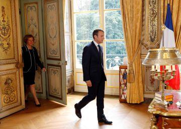 Francia recobra el pulso económico a la espera de más reformas de Macron