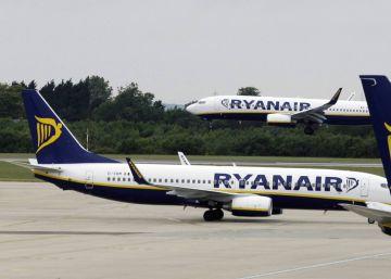 Los tripulantes de Ryanair convocan una ?macrohuelga? europea para finales de mes