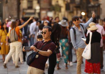 Las reservas hoteleras caen este mes en Barcelona hasta un 30%