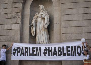 Inversores y fondos no esperan un impacto dramático en la economía española por Cataluña