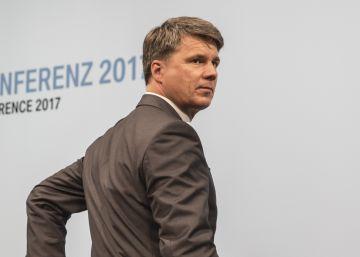 Krüger: ?El paso al eléctrico llevará tiempo, el diésel tiene futuro?