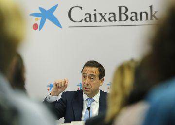 CaixaBank admite que tuvo ?un impacto negativo moderado en los depósitos? tras el referéndum