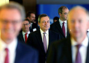 Mario Draghi inicia este jueves la retirada de los estímulos monetarios