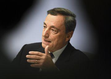 Mario Draghi asegura que sigue ?muy de cerca? la crisis catalana porque ?es significativa?