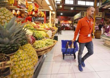 El comercio electrónico aún no llega al supermercado