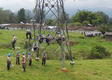 Isa, la eléctrica que une a las Américas