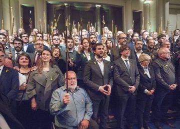 Hacienda denuncia el viaje de los alcaldes secesionistas ante la fiscalía del Tribunal de Cuentas