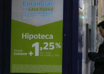 La Comisión Europea investiga las condiciones de las hipotecas en España