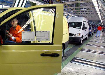 La reorganización de Mercedes resta al País Vasco 200 millones en IVA