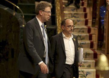 El Congreso toma posición contra el boicot a los productos catalanes