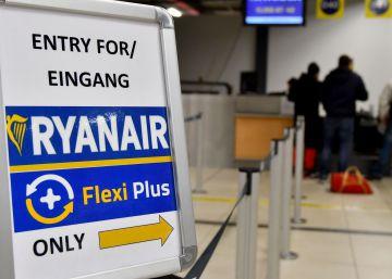 Ryanair sufre en Alemania la primera huelga de pilotos de su historia
