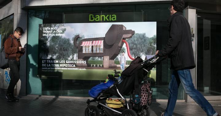 Los sindicatos temen que bankia cierre casi el 20 de las for Buscador oficinas bankia
