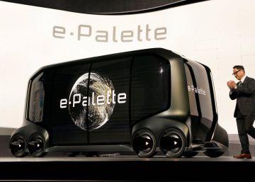 El automóvil saca músculo tecnológico en Las Vegas