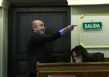 Rajoy presenta a Luis de Guindos como candidato a la vicepresidencia del BCE