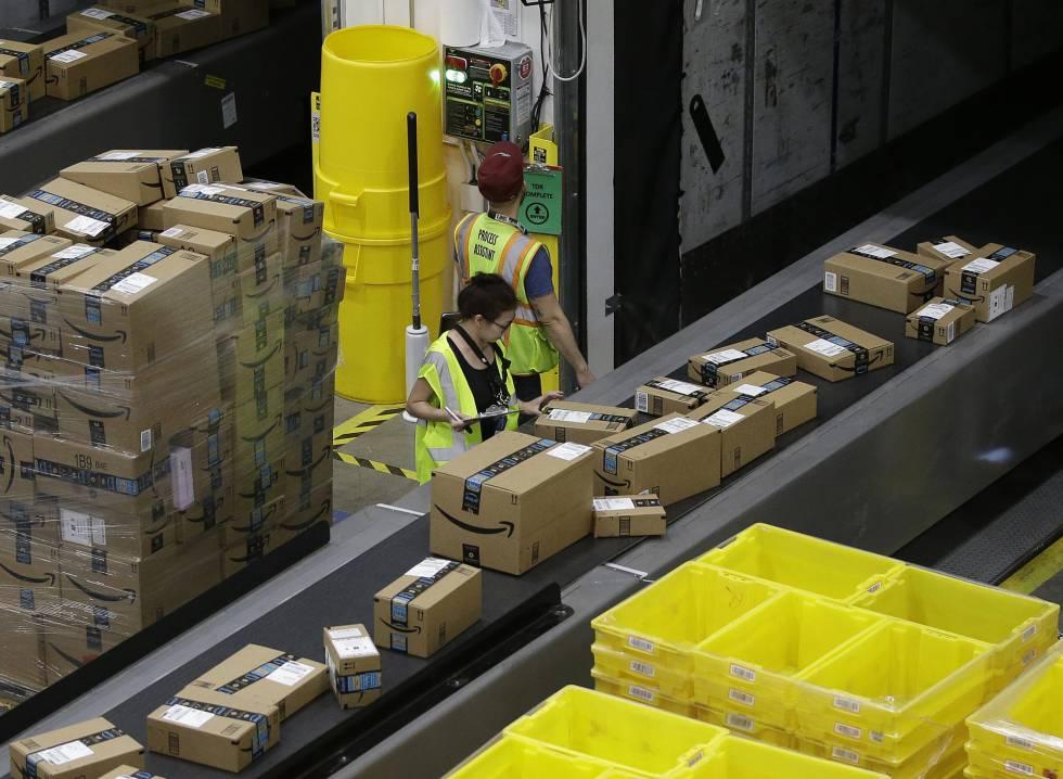 Amazon no suda... por ahora
