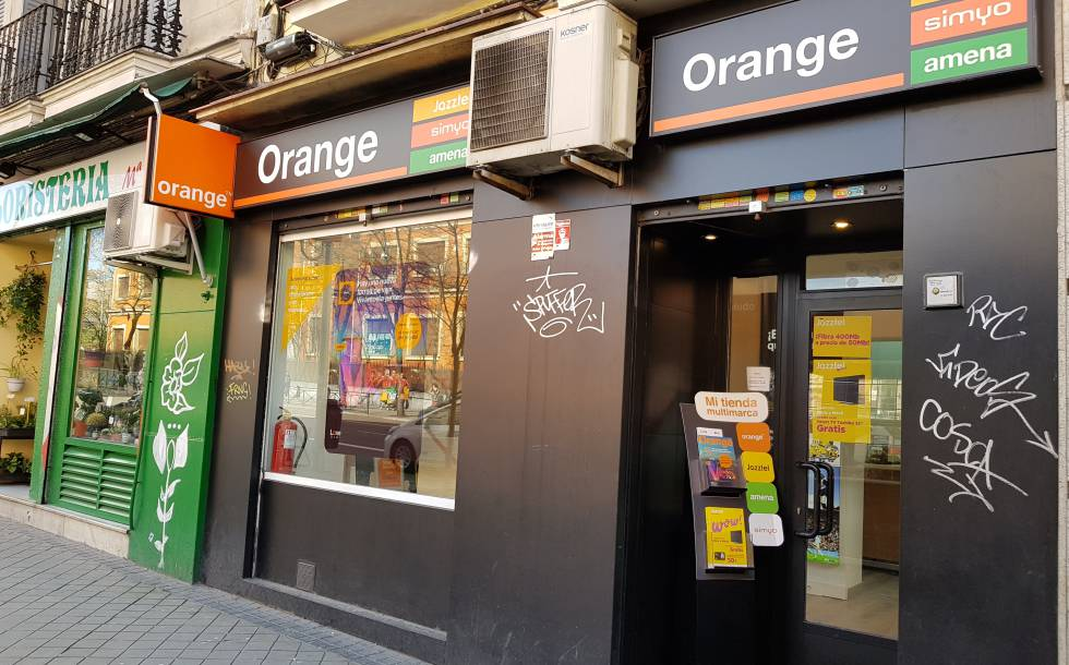 Orange España registra un crecimiento récord de ingresos del 7,1% en 2017