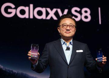Samsung aplasta a Apple en 2017 y se reafirma como el primer vendedor de móviles del mundo