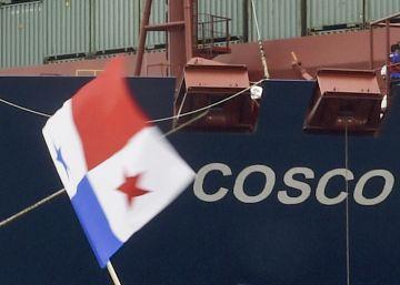 Panamá abre las esclusas al comercio con China