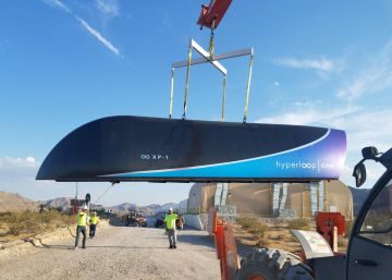 Adif y Virgin llevarán el ?hyperloop? a Málaga