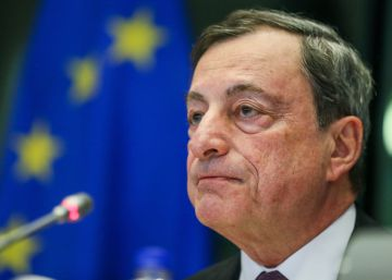 Mario Draghi escenifica el inicio del fin de los estímulos monetarios del BCE