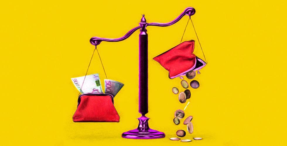 Los jefes ganan 98 veces más que los empleados