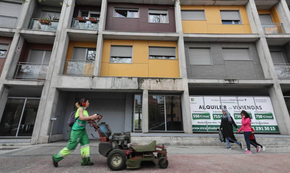 Los fondos buitre reinan en España