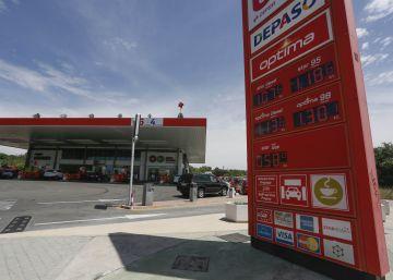 Los carburantes tiran del IPC con una subida del 14,5% en junio