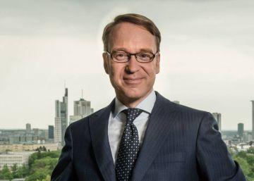 El presidente del Bundesbank se muestra dispuesto a suceder a Draghi