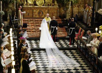 Una boda real con dividendos