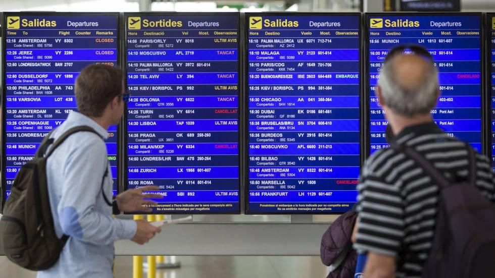 Las aerolíneas avisan de que el verano puede ser caótico en Europa por las huelgas en Francia
